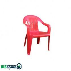 صندلی پلاستیکی دسته دار صبا کد 112
