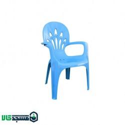 صندلی پلاستیکی دسته دار صبا کد134