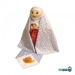 عروسک ایرانی اسلامی آبجی معصومه