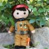 عروسک ایرانی اسلامی داداش حسین