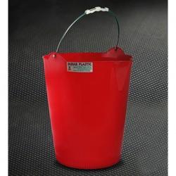 سطل مدرج پلاستیکی