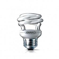 لامپ کم مصرف الکترونیکی CFL (کامپکت فلورسنت)