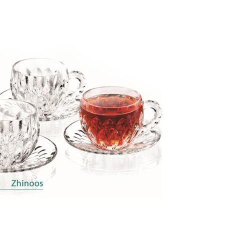 فنجان و نعلبکی ژینوس