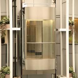 آسانسور شیشهای