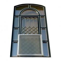 پنجره فلزي