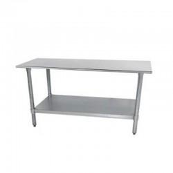 میز کار استیل 65*115