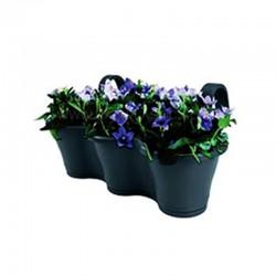گلدان بانوشاک 3 قلو