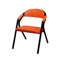 صندلی ام پی دسته چرم