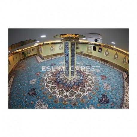 فرش اسلیمی قواره بزرگ