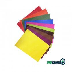 بسته 10 عددی مقوای رنگی