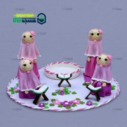 تاپر کیک جشن تکلیف (2)