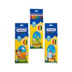 مداد رنگی  جعبه ای پارس مداد